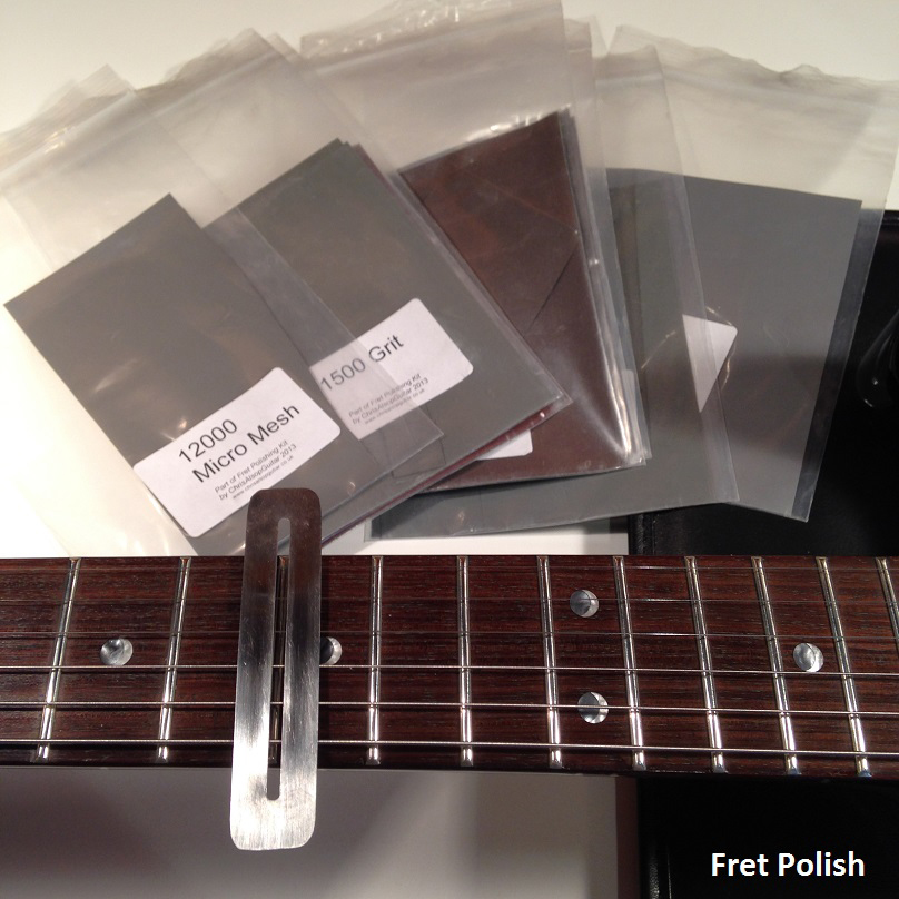 BGT - Bristol Guitar Tech - electric, bass and acoustic guitar setup and repairs - Fret Polish